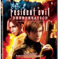 Resident Evil: Degeneracja – film Blu-Ray