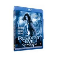 Resident Evil 2: Apokalipsa – film Blu-Ray