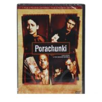 Porachunki – film DVD