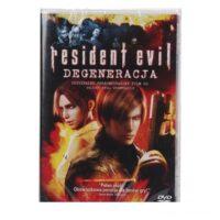 Resident Evil: Degeneracja – film DVD