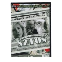 Sztos – film DVD