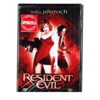 Resident Evil – film DVD