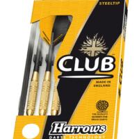 Rzutki Club Brass Steeltip 20g Harrows