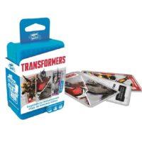 Karty Shuffle Transformers