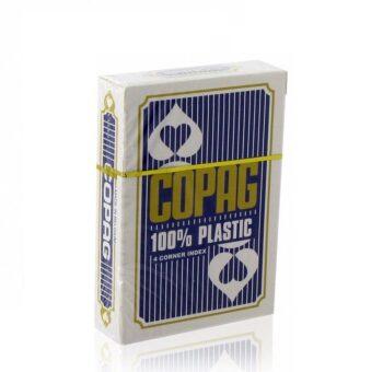 Karty Copag Jumbo 4P Blue